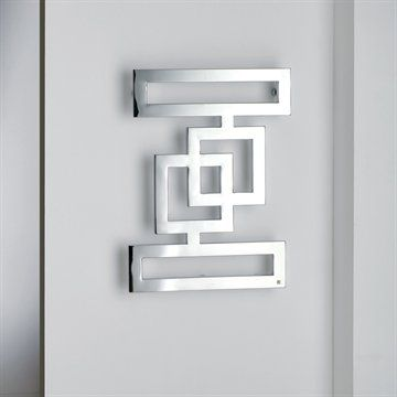 Designradiator.dk® - Håndklædetørrer Fashion i krom - 51010FI10C