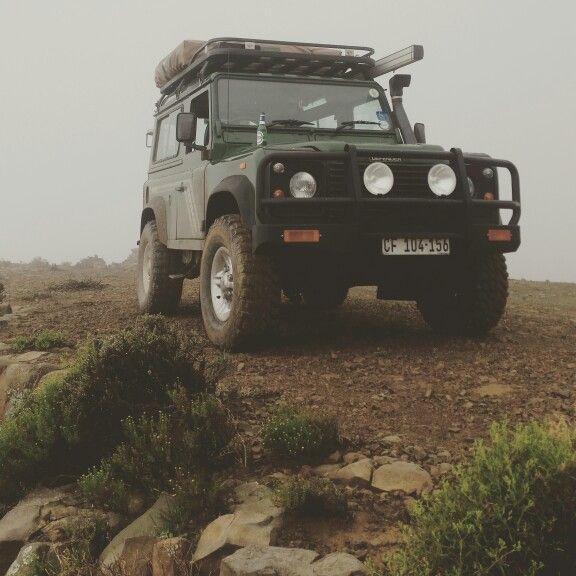 Rageltjie - Land Rover Defender 2.8i