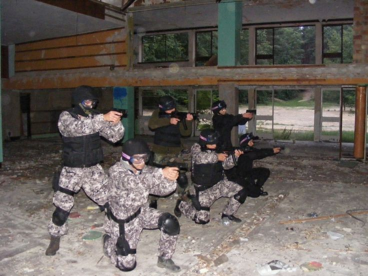 Paintball Krakow. http://partykrakow.co.uk/stag-weekends-krakow/shooting/paintball/