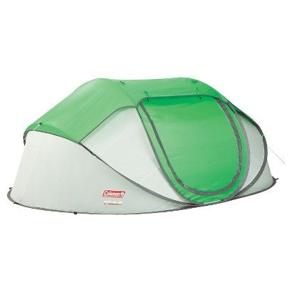 Ecom Camping Tents Coleman 4 People Green