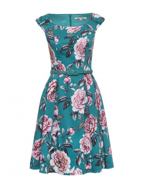 Rosanna Bloom Dress