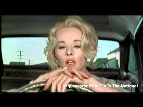 "Tippi Hedren: ""Godmother"" of Vietnamese-American nail salons - YouTube"