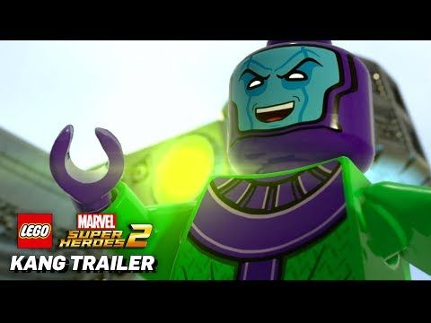 Lego  Kang The Conqueror Brings The Marvel Universe Together In LEGO Marvel Super Heroes 2 °°