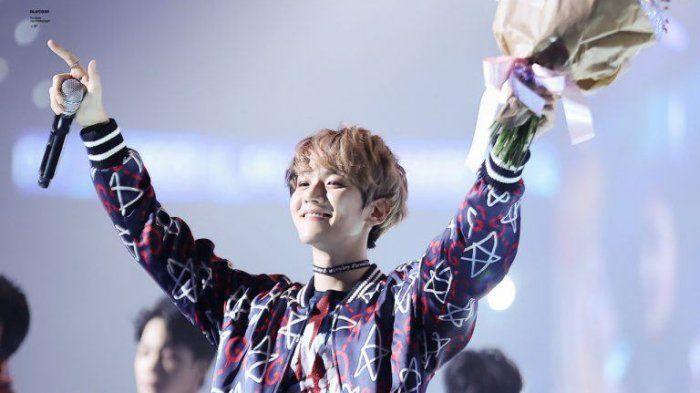 Saking Semangatnya, Baekhyun EXO Hampir Terjatuh dari Kursi Gara-gara Nge-dance