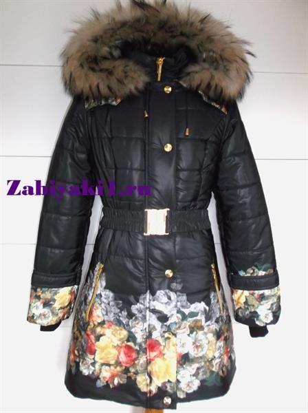 Зимние куртки и пальто для детей