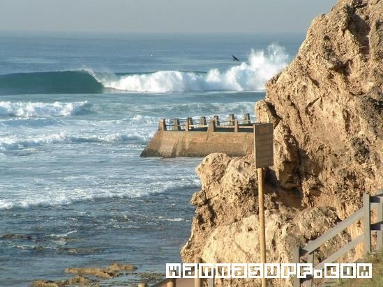 Brighton beach swimming pool, view from cave rock | My ...