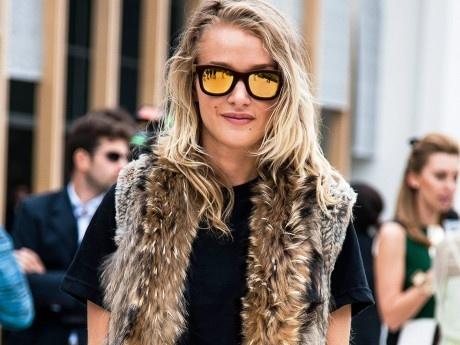 Fashion trend: Mirror sunglasses