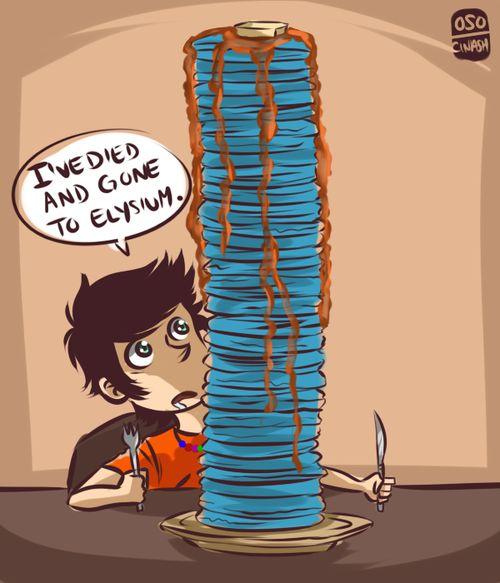oh Percy lol