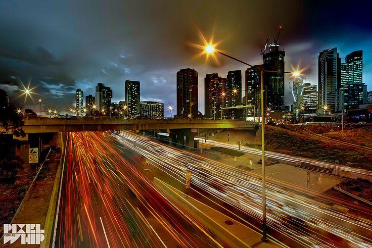 Citylink_Tunnel_ Melbourne