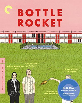 FOR EZRA Bottle Rocket (The Criterion Collection) [Blu-ray]