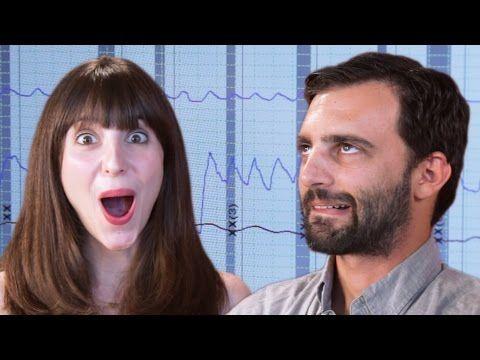 Couples Take A Lie Detector Test - YouTubeHAHAHAHAHA
