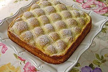 Steppdecken - Kuchen