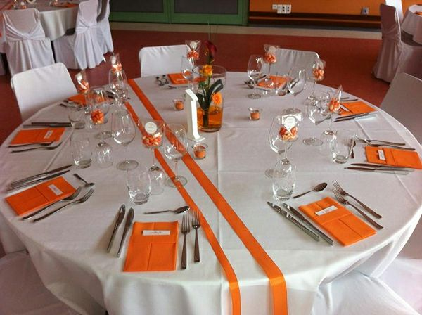 La d coration de table de mariage des id es fascinantes for Table 0 5 ans portneuf