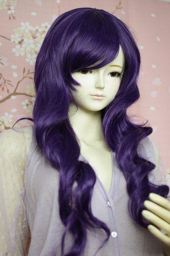 Purple Wig Amazon December 2017