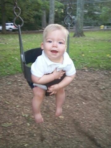 Happiness = swings
