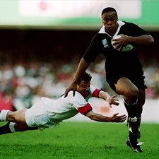 John Lomu, one of the best big strong and fast !!!