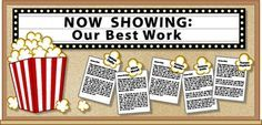 Lots of Complements (Use for Hollywood theme, Movie theme, Popcorn theme)