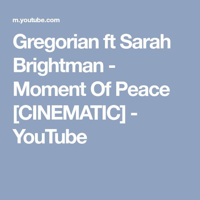 Gregorian moment of peace рингтон скачать бесплатно