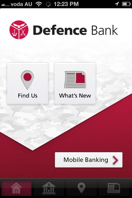 Project: Defence Bank Mobile Banking App