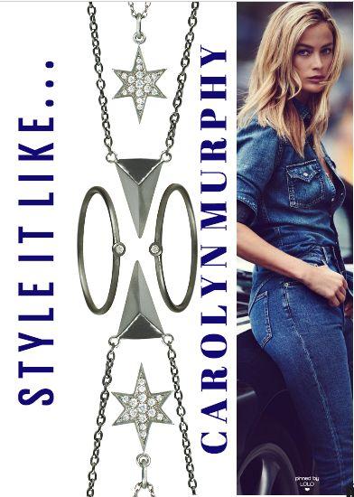 Style icon - Carolyn Murphy #hviskicon