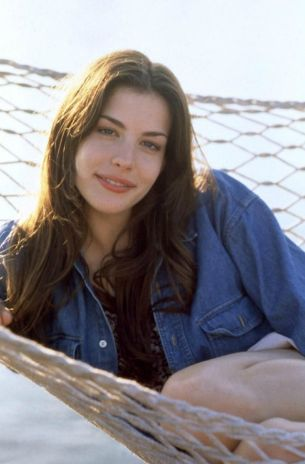 Liv Tyler in the 90s