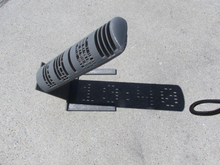 3D gedruckte Sonnenuhr in 2020 | 3d drucker vorlagen, 3d ...