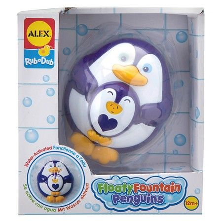 Alex Toys Floaty Fountain Penguins : Target