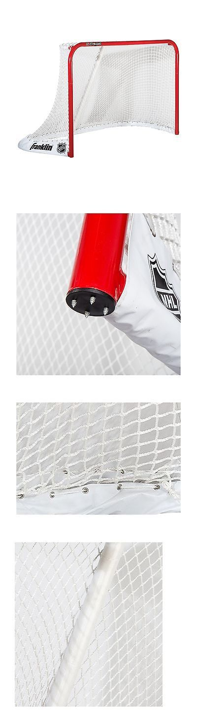 Goals and Nets 165936: Franklin Sports Nhl Cage Steel Ice Hockey Goal 72 -> BUY IT NOW ONLY: $172.8 on eBay!
