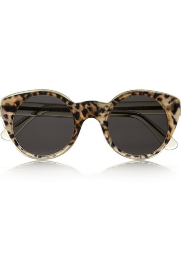 chic cat-eye sunnies