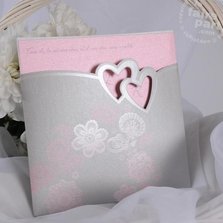 Faire,part mariage Intercard 722121