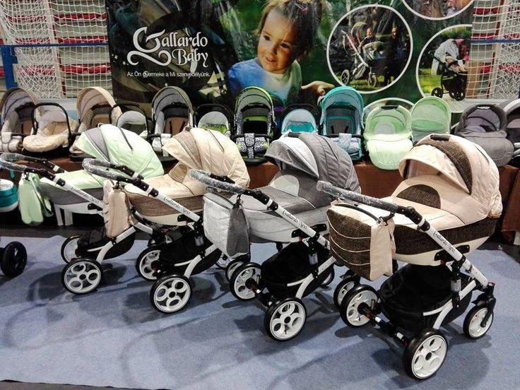 Cégünk minőségi babakocsik, és babatermékek forgalmazásával foglalkozik. http://shop.gallardobaby.com