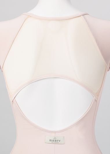 Ballet leotard / Tulle 3D Leotard |Dance & Ballet Wear manufacturer & shop made in Japan|-Dance & Ballet Products Brand - MARTY