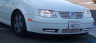 Front Mount Intercooler kit - MKIV 1.8T Golf/Jetta/GTI