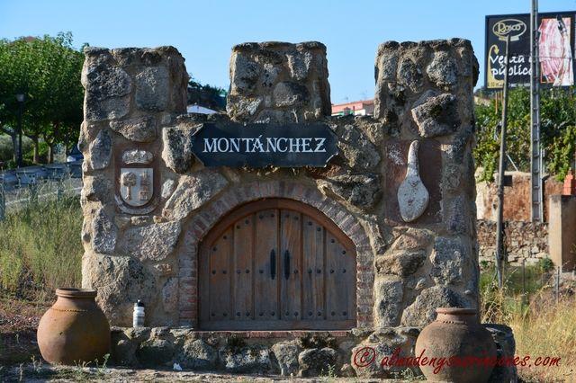 Castillo de Montanchez (Caceres)