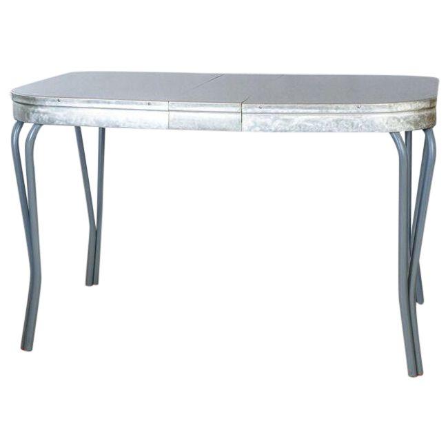 1960's Era Modern American Kitchen Table on Chairish.com
