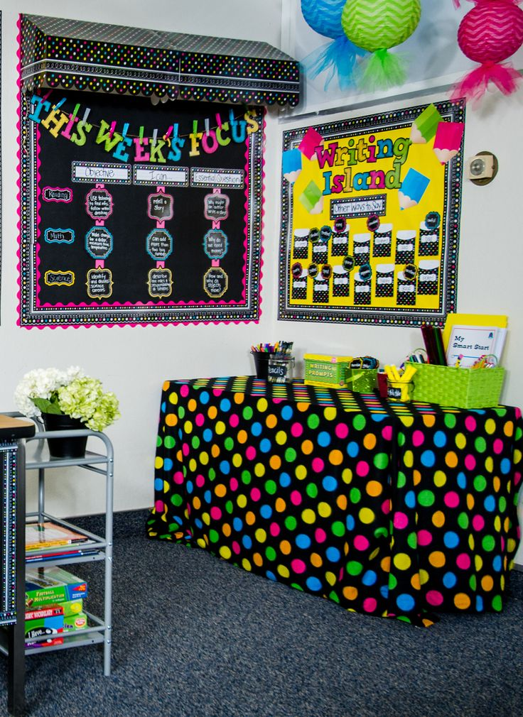 Classroom Decor Collections ~ Best chalkboard brights classroom decorations images