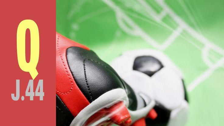 #Quiniela de fútbol: Pronósticos para la jornada 44 teniendo como guía los gráficos de rendimiento de los equipos. Por Takis Tsiambouris. https://www.youtube.com/watch?v=zUCL29JhqnQ&feature=youtu.be