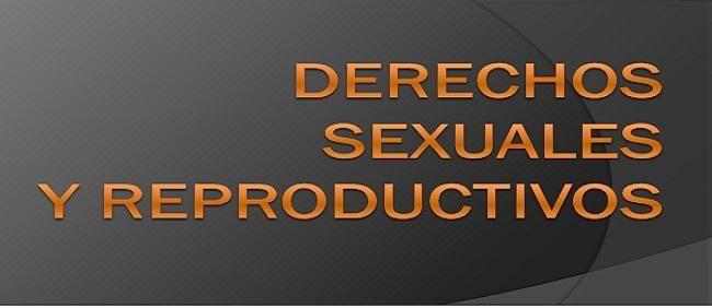 La Fundación Unimédicos te Informa... Derechos Sexuales Y Reproductivos  Los derechos sexuales y reproductivos son parte de los derechos humanos, son aquellos que permiten regular y tener control autónomo y responsable sobre todas las cuestiones relativas a la sexualidad...  Ver más