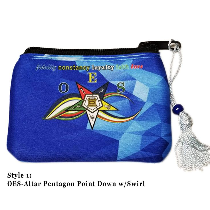 Order of The Eastern Star Women/'s Wallet