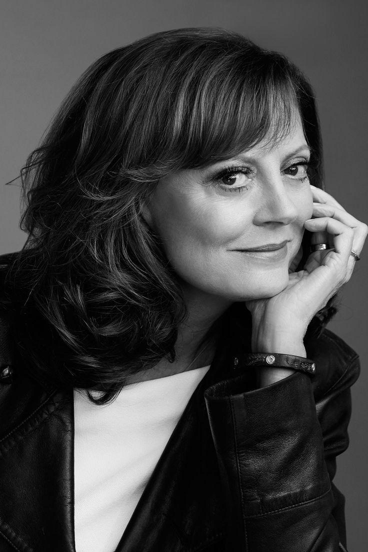 Susan Sarandon Interview - New L'Oréal Paris Ambassador (Vogue.co.uk)
