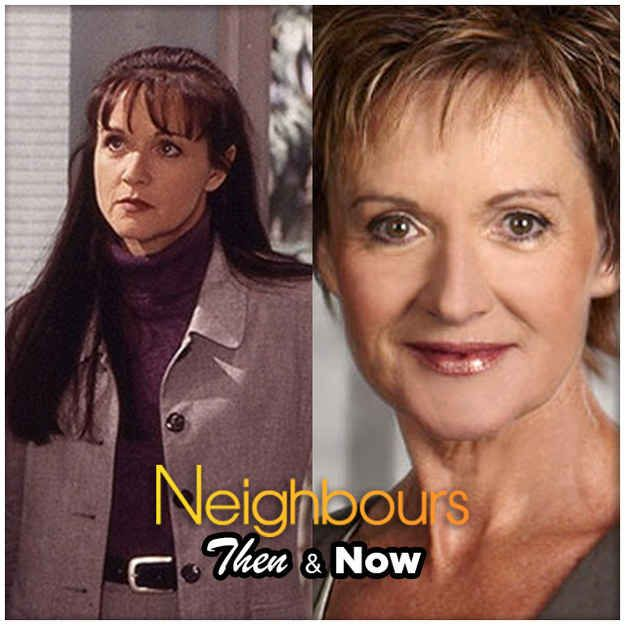 #NEIGHBOURS# Susan Kennedy - THEN AND NOW