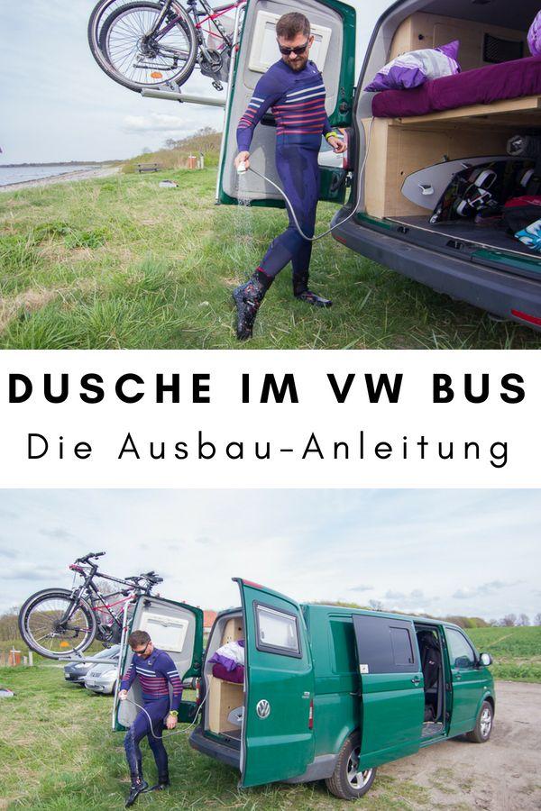 vw t5 ausbau camping wasseranlage im vw bus vw bus. Black Bedroom Furniture Sets. Home Design Ideas