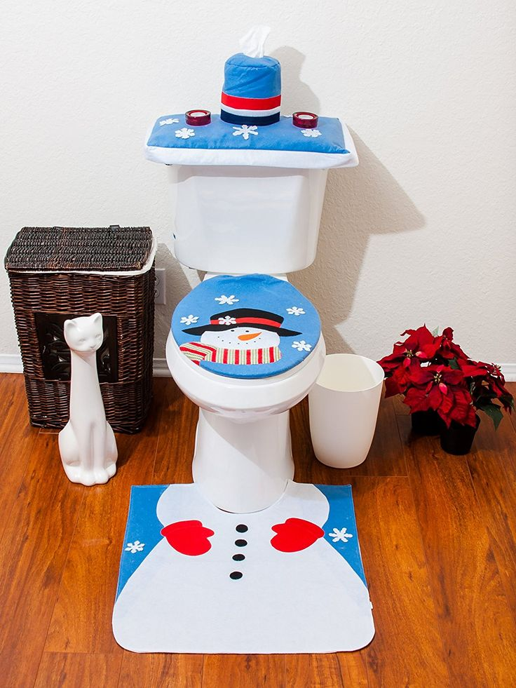 28 best Top 9 ways to decorate your bathroom on 2013 Christmas ...