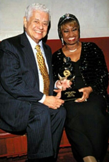 Tito Puentes and Celia Cruz worked closely together throughout her career.
