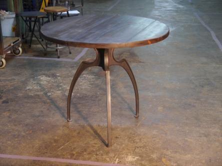 49 best images about mesas y sillas de exterior de hierro estilo ...