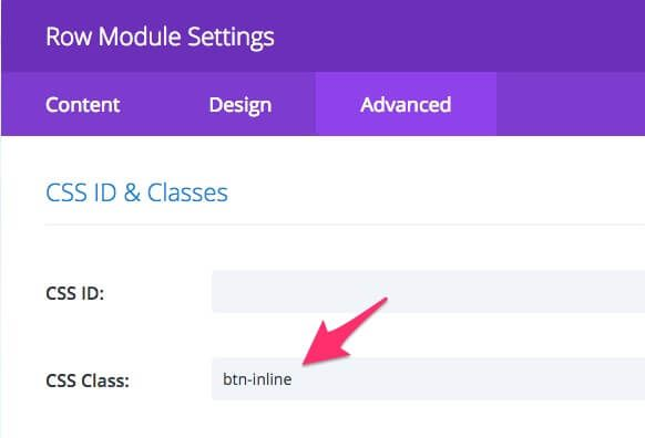 Place Divi Button Modules Next To Each Other In The Same Column Divi Notes Column Places Buttons