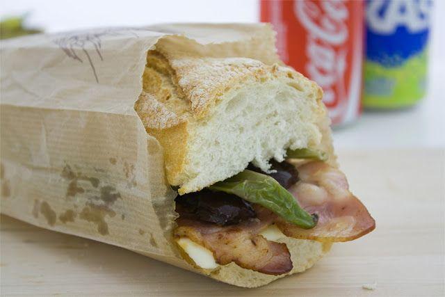 """e-cocinablog: bocadillo """"Benavides"""""""