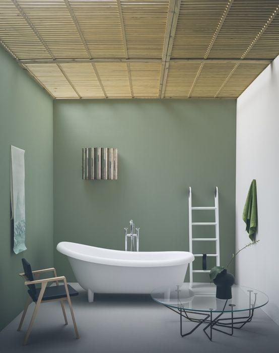 Oltre 20 migliori idee su pareti particolari su pinterest for Carta parati soffitto