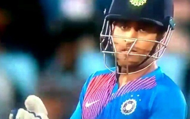 MS Dhonis expletives for Manish Pandey becomes the latest trending meme template