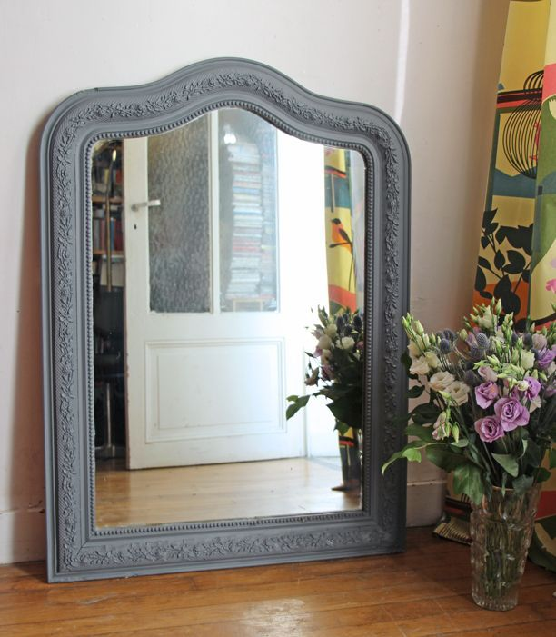 23 best MIROIRS images on Pinterest Mirrors, Old mirrors and
